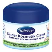 Крем Bubchen детский косметический для лица и тела, 75 мл ИМП* – ІМ «Обжора»