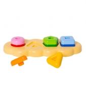 Іграшка розвиваюча `Магічні фігурки` 8 ел. в коробці – ІМ «Обжора»