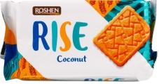 Печенье Рошен 112г Rise кокос Новинка – ИМ «Обжора»