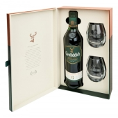 Виски Glenfiddich 12 лет 0,7л+2 бокала набор – ИМ «Обжора»