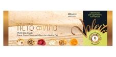 Тесто Филло 0,4 кг с отрубями – ИМ «Обжора»