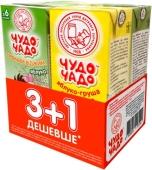 Набір соків Чудо-Чадо 0,2л 3+1 – ІМ «Обжора»