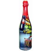 Шампанское детское Машины клубника газированное безалкогольное, 0,75 л – ИМ «Обжора»