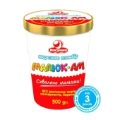 Мороженое Ласунка 500г МАЛЮК-АМ Пломбир – ІМ «Обжора»