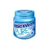 Жевательная резинка Mentos 70 г pure fresh свежая мята (банка) – ИМ «Обжора»