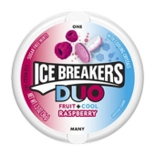 Драже ICE BREAKERS 36г малина – ИМ «Обжора»