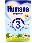 Молочная смесь Хумана-3 600г к/к – ИМ «Обжора»