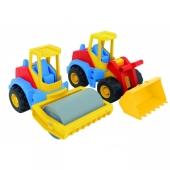 "Авто ""Tech truck"", 2 модели – ИМ «Обжора»"
