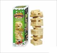Игра `Джанга, 60 брусков`, в коробке 31-8-8 см – ИМ «Обжора»