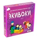 Игра Эквитоки 112 карточек, в коробке 24-25-5 см – ИМ «Обжора»