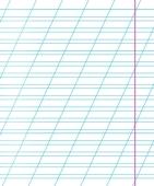 Зошит 12 косая линия – ИМ «Обжора»
