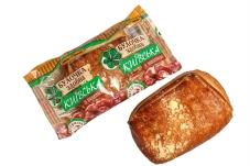 Булочка, Київхліб 130 г, сдобная киевская с вишней – ИМ «Обжора»