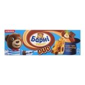 Бисквит, Корона Барни, 30г*5шт, шоколад орех – ИМ «Обжора»