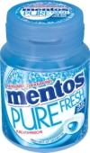 Жевательная резинка Mentos 70г pure fresh сперминт (банка) – ИМ «Обжора»