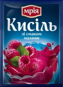 """Кисель малиновый """"Мрія"""", 90 г – ИМ «Обжора»"""