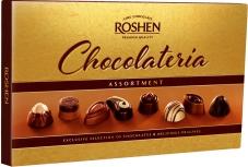 "Конфеты Chocolateria ассорти, ""Рошен"", 256 г – ИМ «Обжора»"