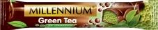 Батончик Миллениум пористый черный, зеленый чай, 32 г – ИМ «Обжора»