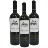 Вино KVINT Каберне Совиньон красное сухое, 0,75 л – ИМ «Обжора»