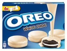 """Печенье """"Орео"""" в белом шоколаде – ИМ «Обжора»"""