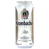 Пиво Krombacher, 0.5 л – ИМ «Обжора»