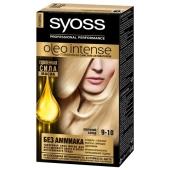 "Краска ""SYOSS"", Oleo Intense, 9-10 яркий блонд, 115 мл – ИМ «Обжора»"