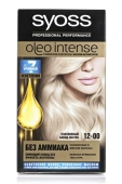 Краска SYOSS Oleo Intense 12-00, платиновый блонд – ИМ «Обжора»