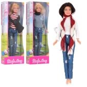 Кукла DEFA 8366-BF, 31-11-5 см – ИМ «Обжора»