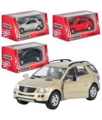 ZZZ Машинка KT 5309 W мет., інерц., відчин. двері, гумові колеса, 4 кольори, кор., 16-7-8 см. – ІМ «Обжора»