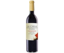 Вино красное сухое, Лас Чилас Резерву Карменер, 0.75 л – ИМ «Обжора»