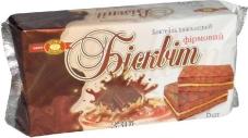 "Бисквит ""ХБФ"", шоколад, 330 г – ИМ «Обжора»"