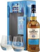 """Виски """"Glenlivet Founders Reserve"""", 0.7 л. + 2 стакана – ИМ «Обжора»"""