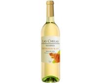 Вино белое сухое Лас Чилас Резерву Совиньон Блан, 0.75 л – ИМ «Обжора»