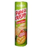 """Печенье Fun & Crispy манго, """"Рошен"""" , 135 г – ИМ «Обжора»"""