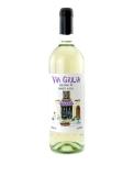 """Вино """"Виа Джулия"""", белое сухое Италия, 0.75 л – ИМ «Обжора»"""