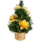 Ёлочка в вазоне, 20 см – ИМ «Обжора»