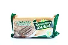 Халва Дружківська 200г з какао – ІМ «Обжора»