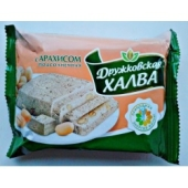 """Халва арахисовая """"Дружковская"""", 200 г – ИМ «Обжора»"""