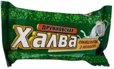 """Халва """"Дружковская"""" с молоком, 200 г – ІМ «Обжора»"""