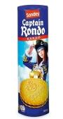 """Печенье """"Сандей"""" """"Капитан Рондо"""", какао, 500 г – ИМ «Обжора»"""