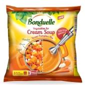 """Замороженный тыквенный крем-суп """"Бондюэль"""", 400 г – ИМ «Обжора»"""