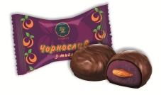 "Конфеты ""Туррон"", чернослив с миндалем – ИМ «Обжора»"
