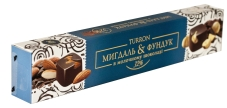 "Конфеты ""Туррон"" миндаль та фундук в молочном шоколаде, 65 г – ИМ «Обжора»"