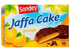 Печенье Sondey джаффа апельсин, 125 г – ИМ «Обжора»