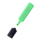 Маркер Highlighter D2501, 1-5 мм клиноп. зелений – ІМ «Обжора»