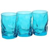 Набор: 3 стакана, 300 мл, Sorgente – ИМ «Обжора»
