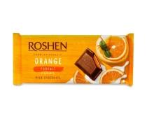 """Шоколад """"Рошен"""" апельсиновое парфе, 90 г – ИМ «Обжора»"""