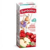 Сік Bambolina 200мл яблуко-шипшина т/п – ІМ «Обжора»