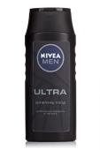 Шампунь NIVEA HAIR CARE для мужчин Ультра  250 мл – ИМ «Обжора»