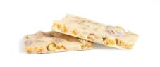 Шоколад белый с орехами и цукатами весовой – ИМ «Обжора»