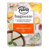 Сухарики Флинт 110 г багет французский сыр – ИМ «Обжора»